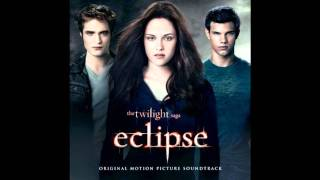 The Twilight Saga Eclipse Soundtrack: 11. With You In My Head - UNKLE