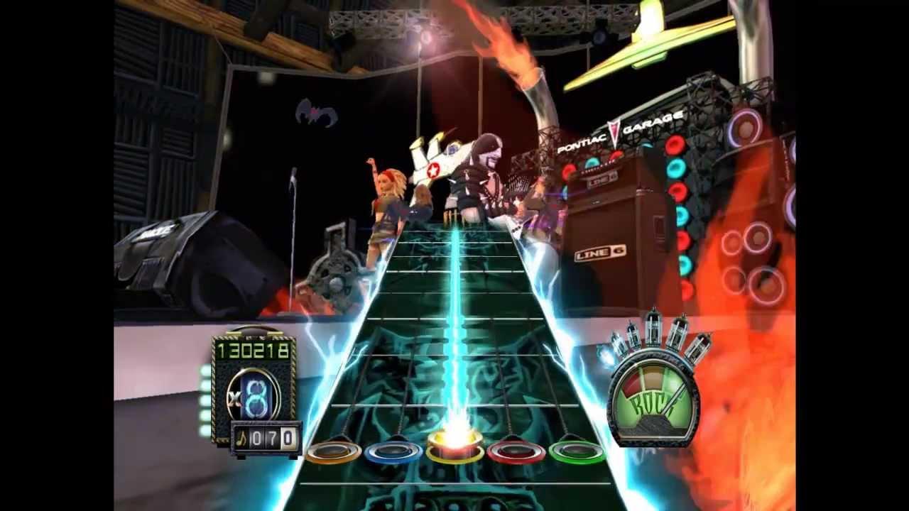 Guitar hero 3 barracuda hd youtube - Guitar hero 3 hd ...