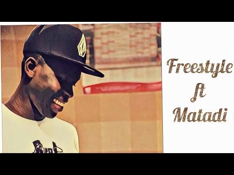 Ngaka Blindé & Matadi freestyle extraordinaire. Regardez!!