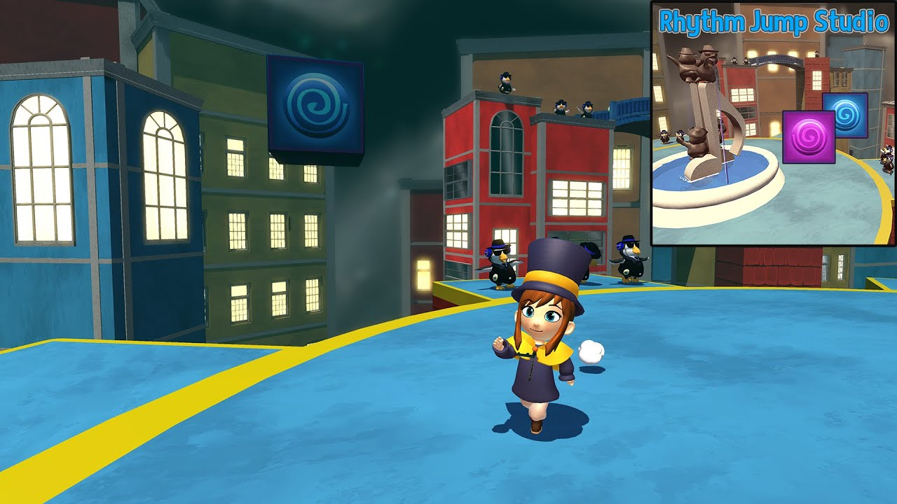 A Hat in Time - No-Death Wish: A 100% Guide, Battle of the Birds