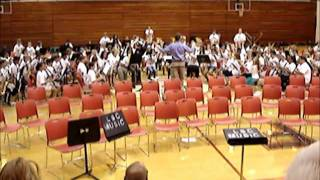 Summer Band - 1st Performance 2011