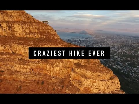 LION'S HEAD HIKE IN CAPE TOWN