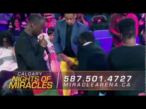 Miracles, Miracles, Miracles - Calgary Restoration Night May 2018