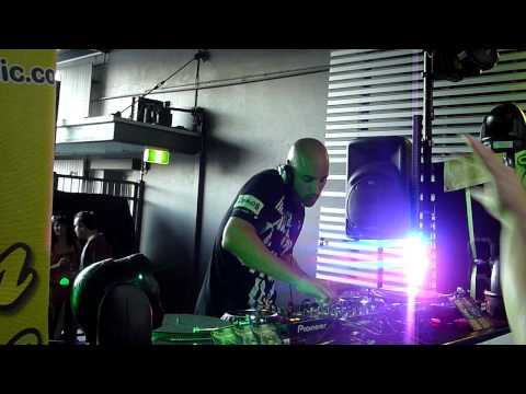 Michael Woods (1) Barsoma, Brisbane 10 April 2011
