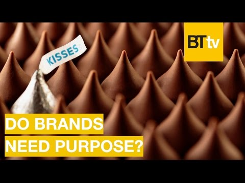 Hershey's: Do Brands Need Purpose? | Cannes Lions Talk 2015 | 3 - BrandTechTV