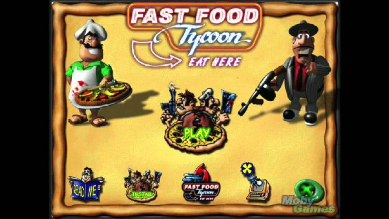 Fast Food Tycoon Free