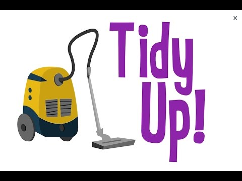 Tidy Up -  Easy Kids Songs Vol 1