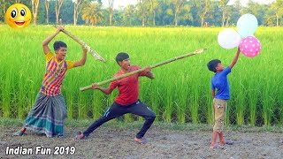 Indian New funny Video-Hindi Comedy Videos 2019-Episode-66--Indian Fun  ME Tv