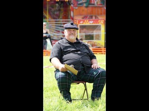 World Highland Games-2013. Glasgow