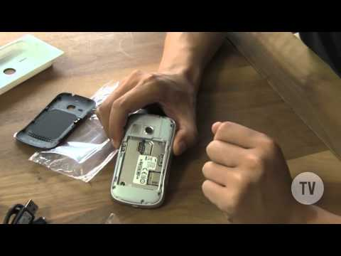 Unboxing - Samsung Galaxy mini 2 S6500