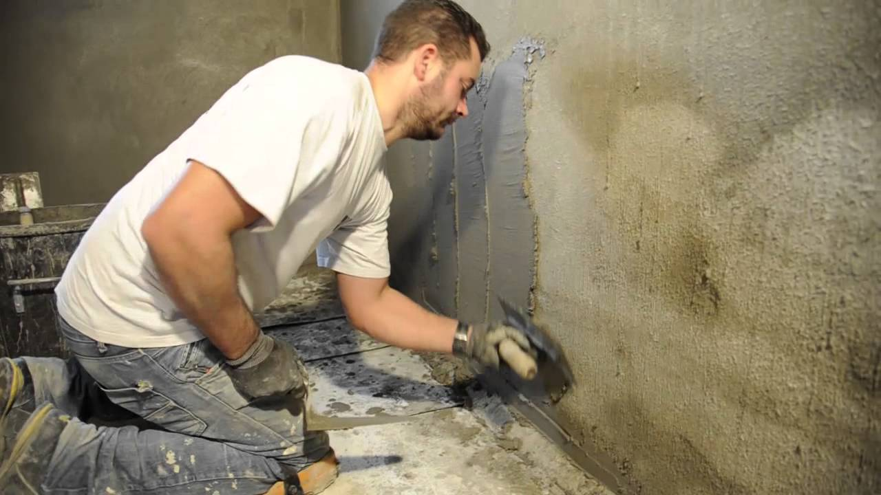Cuvelage des murs enterrés par uab renovation youtube