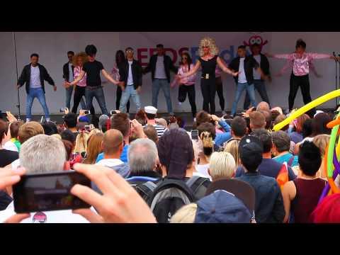 Grease Musical - Leeds Pride 2013
