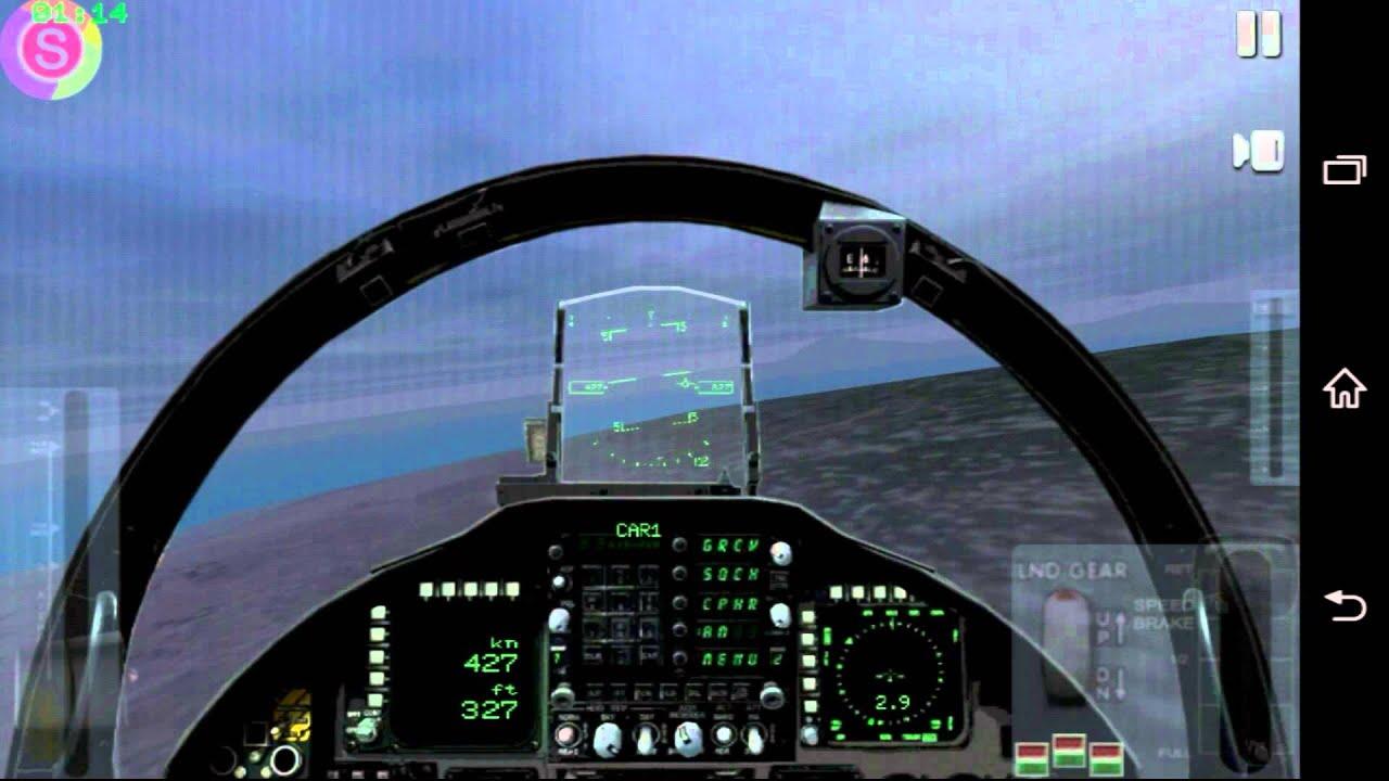 Best combat flight simulator