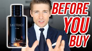 BEFORE YOU BUY Dior Sauvage Parfum | Jeremy Fragrance