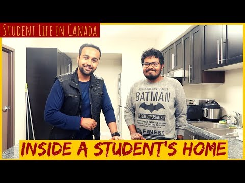 🇨🇦 This Is How International Students Live In Canada