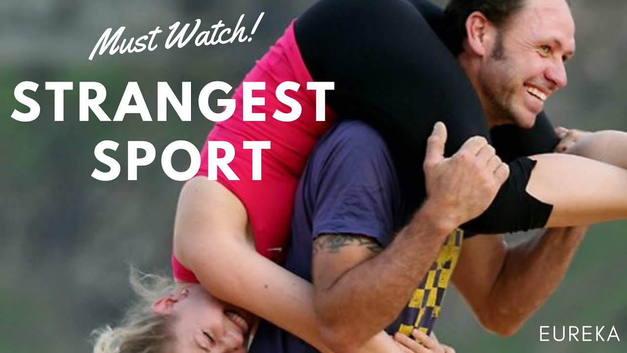 Download 10 MOST STRANGEST SPORT you won't believe actually exist !