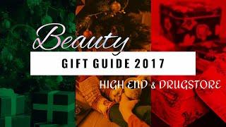 CHRISTMAS GIFT SET GUIDE 2017   Shearit Makeup