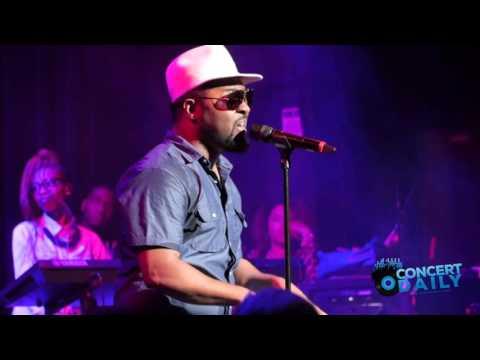 Musiq Soulchild Performs For The Night  in Washington DC