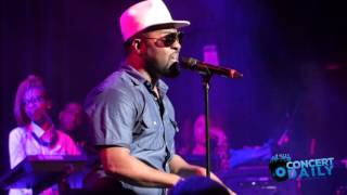"Musiq Soulchild Performs ""For The Night"" Live in Washington DC"