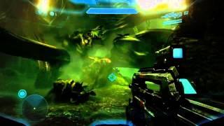 Halo 4 Gameplay XBOX 360