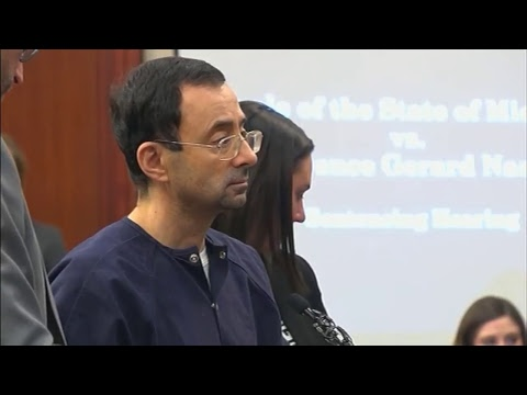 LIVE: Sentencing hearing continues for former USA gymnastics doctor Larry Nassar