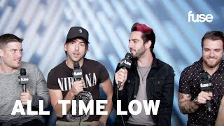 All Time Low Reflect On Darker Times On Last Young Renegade