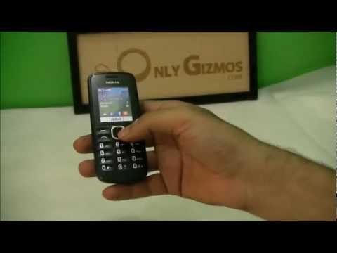 Nokia 110 Dual SIM Budget Phone Review