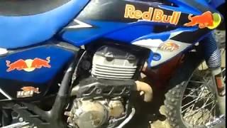 tornado 300cc preparada criss racing