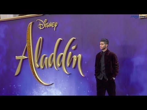 Disney's Live-Action 'Aladdin' UK Screening   Guy Ritchie, Naomi Scott, Mena Massoud  Will Smith,