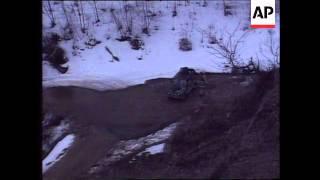 KOSOVO: KLA SOLDIERS KILLED BY SERB POLICE