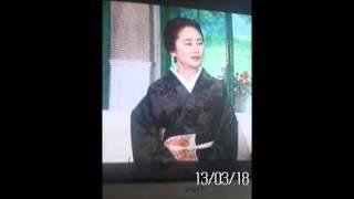 最近、不倫発言で話題の大谷直子が徹子の部屋に出演したときのものです...