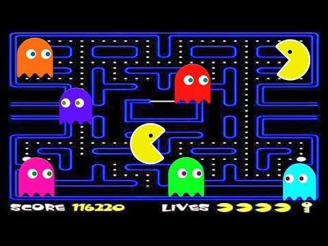 Juegos Para Niños Pequeños - Pac Man - Juegos Android Para Niños