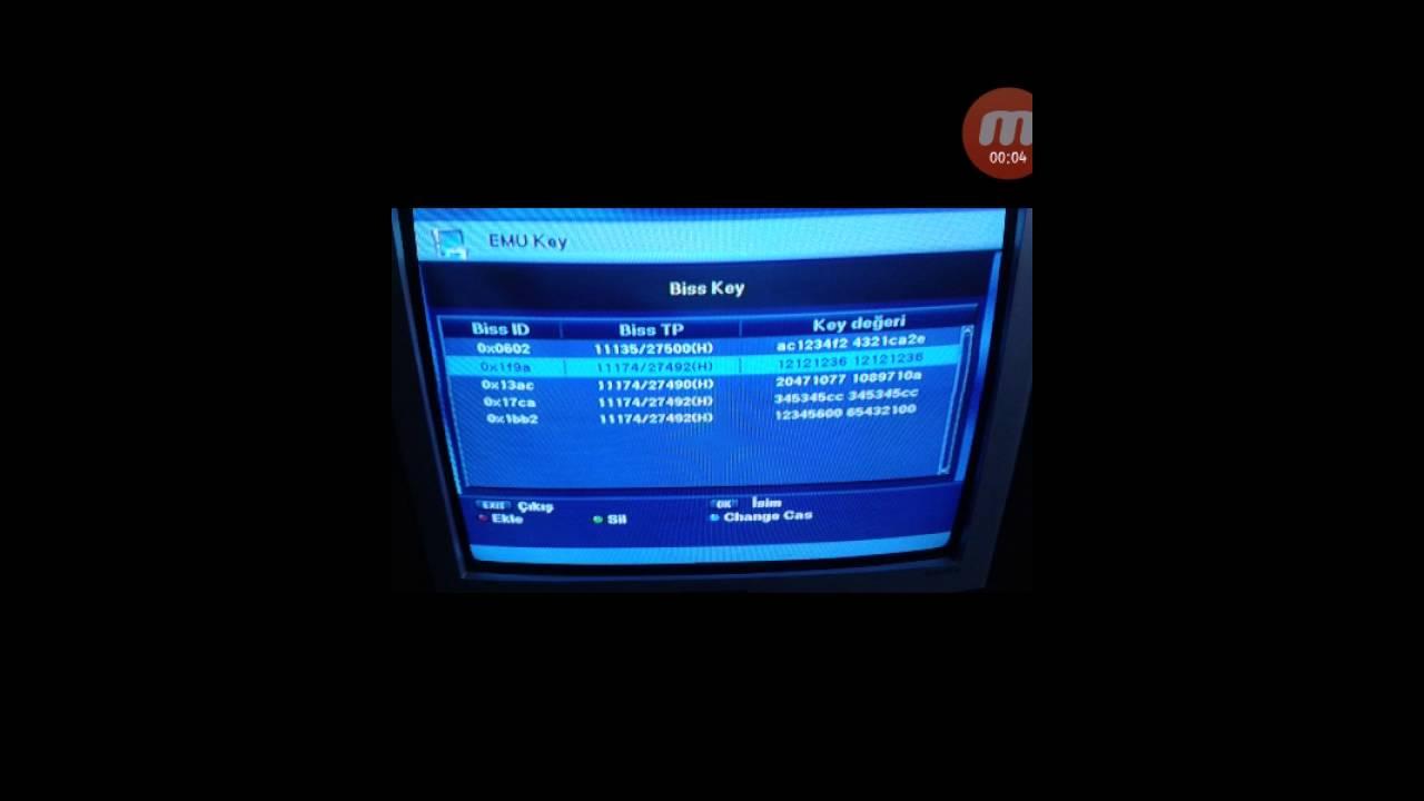 wieistrog - Biss key for tv africa ghana