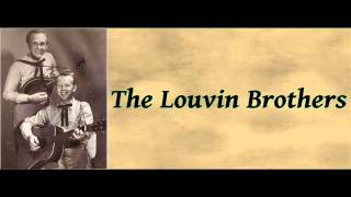 Watch Louvin Brothers My Babys Gone video