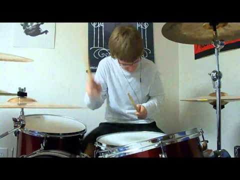 Kissing You Goodbye // The Used (DRUM COVER)