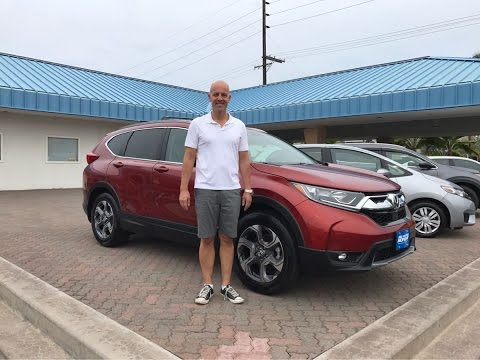 Review 2017 Honda Crv Vs 2016 Thanks To Island