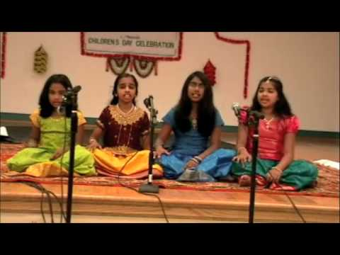 Ra Ra Venu Gopa Bala - Children's Day Celebration November 2008