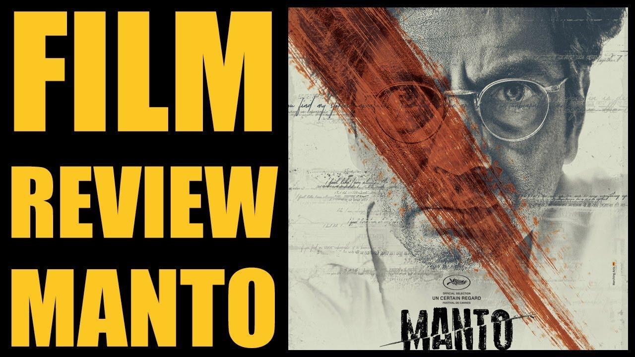 Manto Film Review | Nawazuddin Siddiqui | Nandita Das | Rasika Duggal | Saadat Hasan Manto