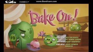 Angry Birds Toons, Season 3 Episode 25 bake on!