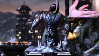 Mortal kombat X Башня испытание силы или сломай пальцы за бронзовый кубок