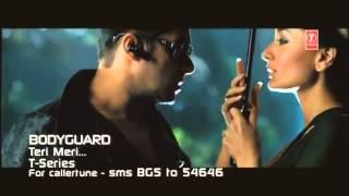 Teri Meri - Bodyguard Full Video Song Ft. Salman k