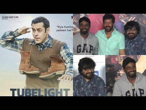 Kabir Khan | Remo D'Souza | At The First Song From Film Tubelight