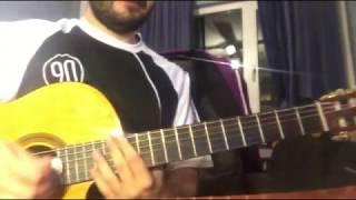 İlyas Yalçıntaş - İçimdeki Duman (Cover) / Akor ve Solo