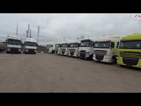 Новости рынка продаж грузовых автомобилей в Москве.