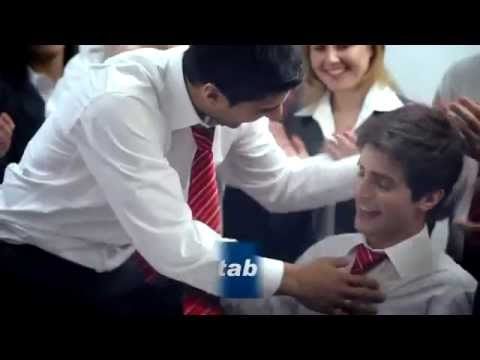 Luis Suárez está en Abitab (Commercial with ENGLISH subtitles)