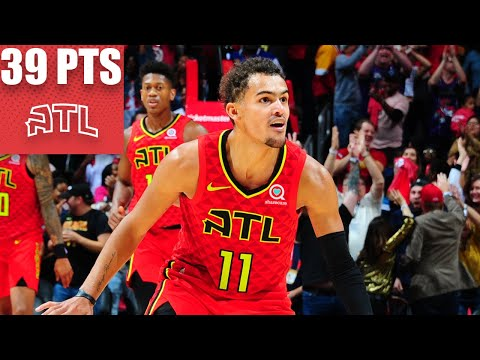 Trae Young drops