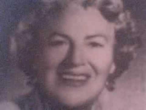 Gracie Fields Sally 1956