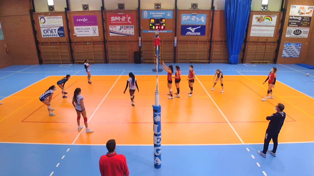 Partido Juvenil Femenino A | CV Leganés vs CV Alcobendas