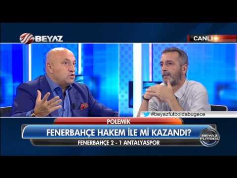(..) Beyaz Futbol 30 Ağustos 2015 Kısım 1/3 - Beyaz TV