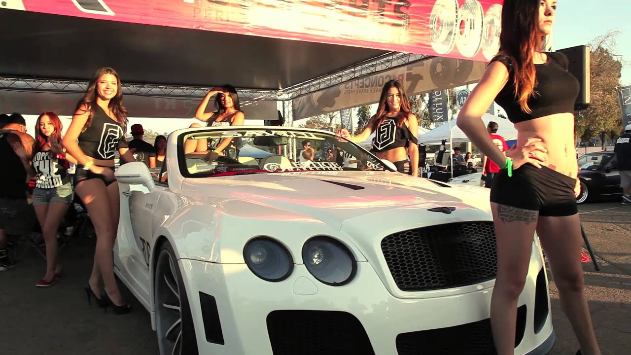 Extreme autofest san diego 2013 youtube for Import motors san diego